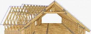 Constructia acoperisului